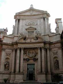 Carlo Fontana: San Marcello al Corso