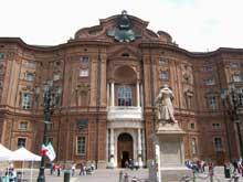 Guarino Guarini: le palazzo Carigniano à Turin
