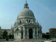 Baldassare Longhena: Santa Maria della Salute de Venise
