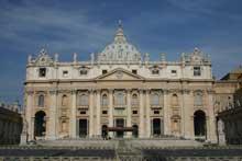 Carlo Maderno: façade de Saint Pierre de Rome