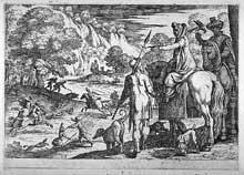 Antonio Tempesta: scène de chasse