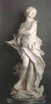 Filippo Parodi (1630-1702): Vénus. 1680s. Marbre. Gènes, Galleria di Palazzo Reale