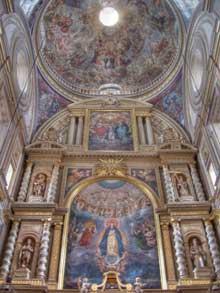 La cathédrale de Puebla