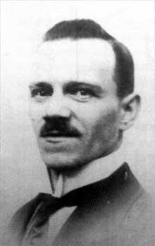 Aloïs Matzelsberger (1882-1956), le demi-frère d'<a class=