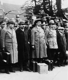 16 mai 1933 : déportation de députés de Karlsruhe vers le camp de Kislau