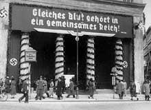 « Un seul sang dans un empire unique ! ». Propagande nazie pour le « Sang et le sol »