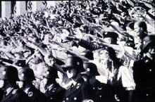 1935 : congrès du parti nazi à Nuremberg