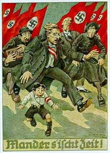 Anschluss : « Il est temps ! » (d'expulser les Juifs…