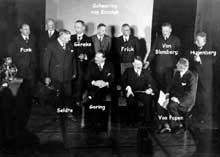 Le premier cabinet <a class=