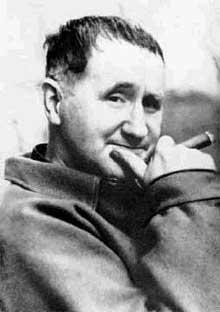 Berthold Brecht (1898-1956)