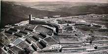 L'Ordensburg de Vogelsang, « château » d'ordre de la SS