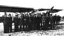 Membres de la légion Condor envoyée en Espagne soutenir Franco