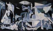 Pablo Picasso : Guernica
