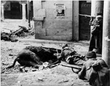La bataille de Teruel, qui débute le 15 décembre 1937, marque le tournant de la guerre civile espagnole