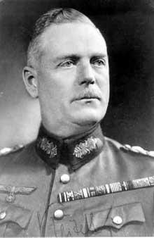 Wilhelm Von Keitel (1882-1946)