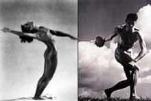 La femme nazie : extrait des « Dieux du Stade » (« Fest der Völker, Fest der Schönheit) de Leni Riefenstahl
