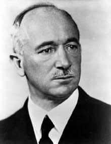 Le président Edward Benès (1884-1948)
