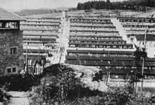 Le camp de Flossenbürg