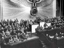 30 janvier 1930 : le célèbre discours d'<a class=