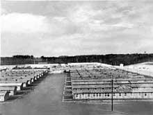 Le camp de Ravensbrück