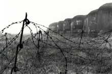 Derrière la ligne Maginot… l'attente