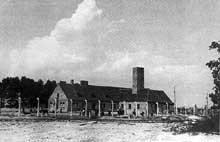 Auschwitz-Birkenau: le KIII du temps de son fonctionnement