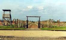 Auschwitz-Birkenau: vue générale