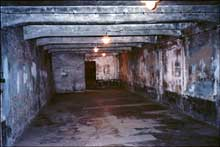 Auschwitz-Birkenau: la chambre à gaz temporaire utilisée en 1941-1942
