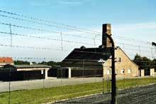Buchenwald: le krematorium