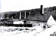 Buchenwald: le krematorium et le camp de quarantaine