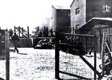 Buchenwald: le camp de quarantaine et le bolck 46