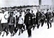 Buchenwald: le «Steinkommando», ou «Kommando des pierres», particulièrement meurtrier