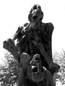 Buchenwald: mémorial