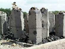 Buchenwald : le mémorial des tziganes Sinti et Roma