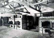Dachau, le Krematorium