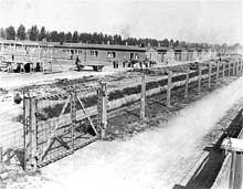 Dachau: le camp