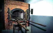 Mauthausen: le crématoire