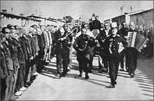 Mauthausen: un détenu va être exécuté… l