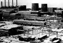 Auschwitz-Monowitz: les Buna-Werke de l'IG Farben