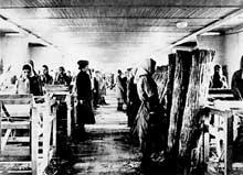 Ravensbrück: travaux forcés