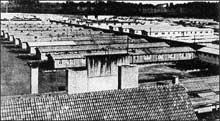 Ravensbrück: les blocks