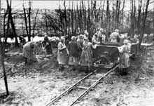Ravensbrück: Kommando au travail