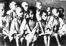 Ravensbrück: enfants