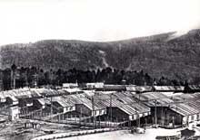Natzweiler – Struthof : le camp en 1946