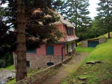 Natzwiller – Struthof: la villa du commandant du camp