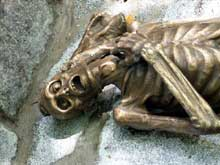 Natzwiller – Struthof: le mémorial des victimes au cimetière du père Lachaise à Paris