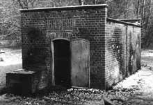 Stutthof : la chambre à gaz