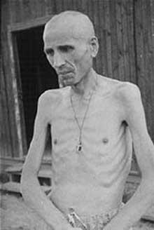 Vaihingen, Kommando de Struthof, à la libération