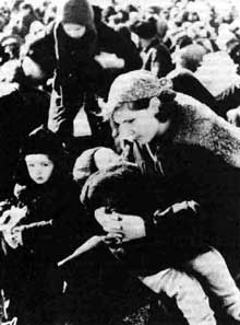 Lubny, Ukraine, le 16 octobre 1941: quelques minutes encore à vivre..