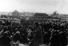 Lubny, Ukraine, 16 octobre 1941: avant de mourir